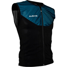 Flaxta Behold Back Protector Vest Men dark blue